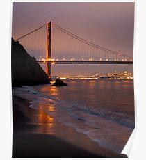 North Anchorage, San Francisco, CA Poster