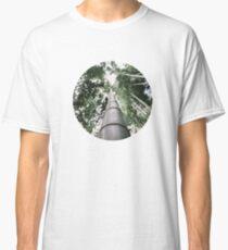 Round Bamboo Classic T-Shirt