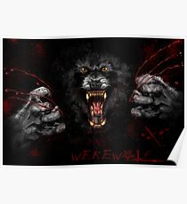 Werewolf Poster