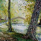 Ilam in the Peak District by Joe Trodden