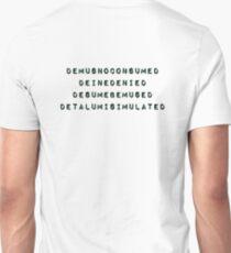 consumed - tee Unisex T-Shirt