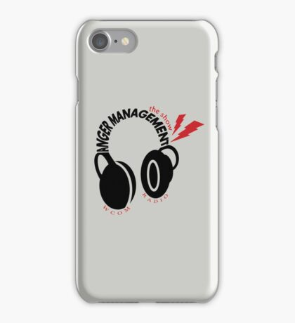 Anger Management: The Show iPhone Case/Skin