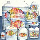 Watercolor Illustration by vimasi