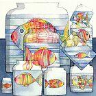colorful fish von vita masi