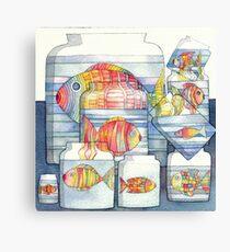 colorful fish Canvas Print