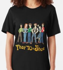 That '70s Show T-shirt Slim Fit T-Shirt