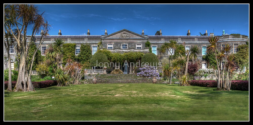 Mount Stewart by Jonny Andrews