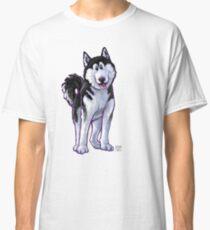 Animal Parade Husky Silhouette Classic T-Shirt