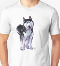 Animal Parade Husky Silhouette T-Shirt