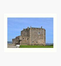 Blackness Castle Art Print