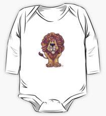 Animal Parade Lion Silhouette Kids Clothes