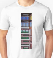 HIGHRISE IN THE BERKSHIRES Unisex T-Shirt