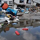 JAPAN  Earthquake, Tsunami scars (5) by yoshiaki nagashima