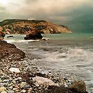 Aphrodite's Beach by Aj Finan