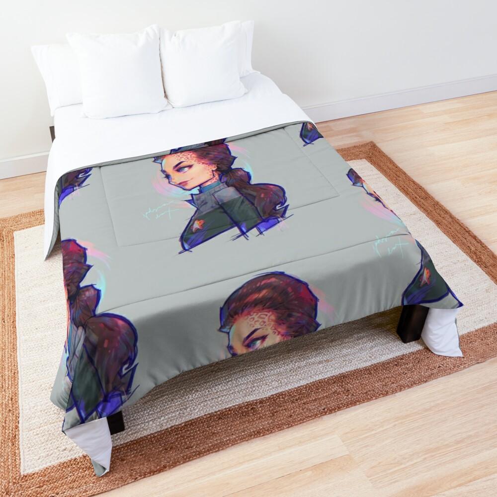 jadzia Comforter