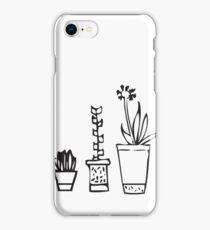 Succulent Container Garden iPhone Case/Skin