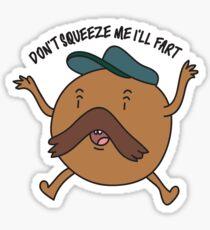 Startchy - Adventure Time Sticker