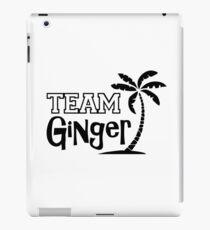 TEAM - Ginger v2 iPad Case/Skin