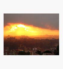 Bogota Blast Photographic Print
