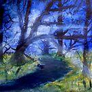 Mystery Path by Monica Engeler