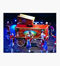 """""""The Greatest Show On Earth"""" Photographic Print"""