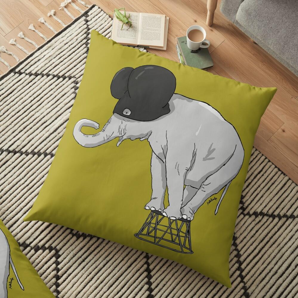 Elemaus Floor Pillow