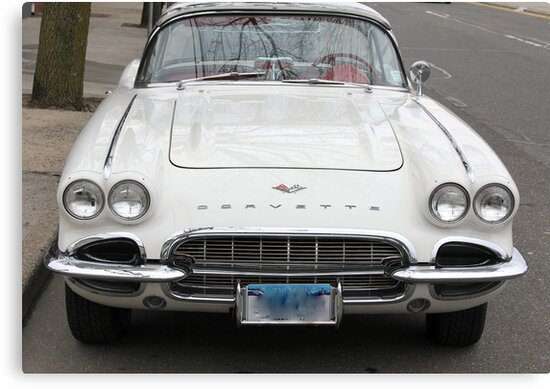 Old 1962 Corvette Front by henuly1