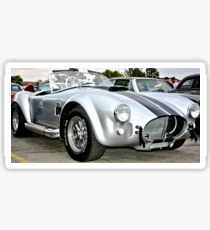 Classic Cobra Hot Rod Sticker