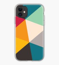 Triangles (2012) iPhone Case