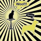 Woof - Hiss by J.A. Harris