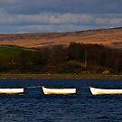 Hollingworth Lake Rochdale by Glen Allen