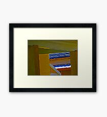 House Abstract Framed Print