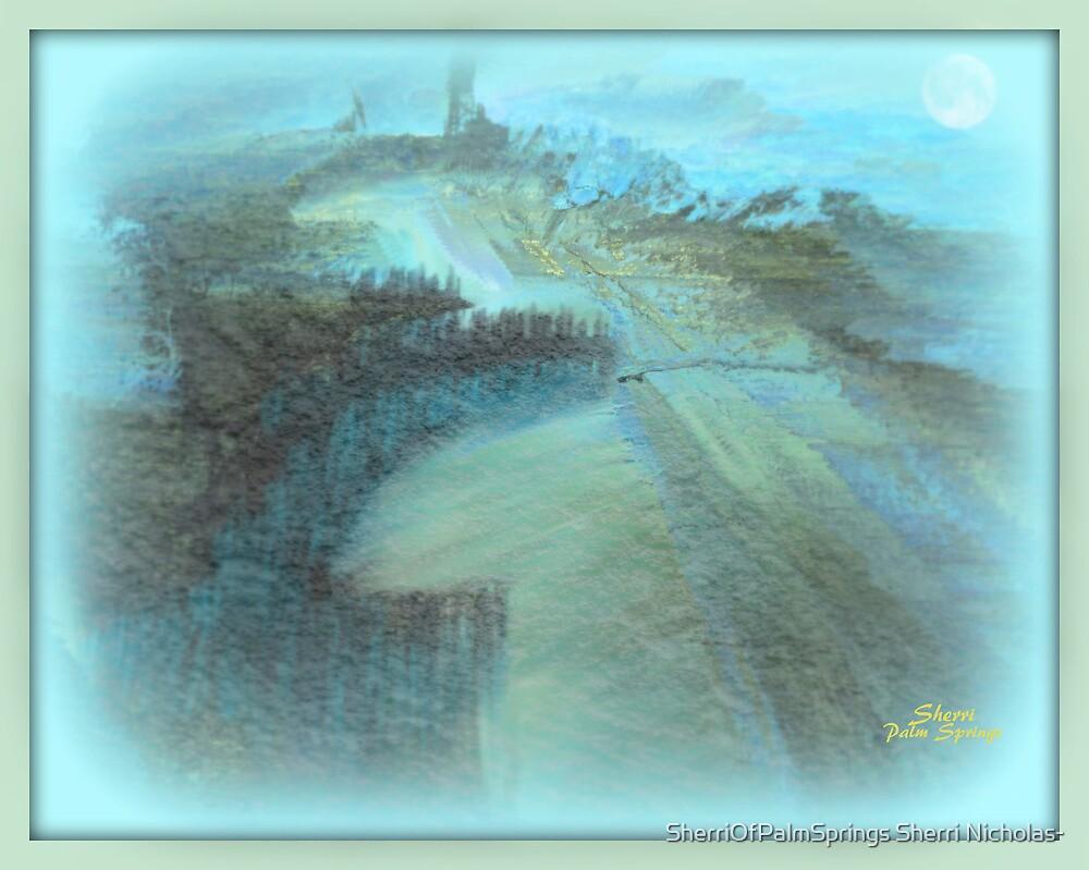 SOMEWHERE OUT THERE by SherriOfPalmSprings Sherri Nicholas-