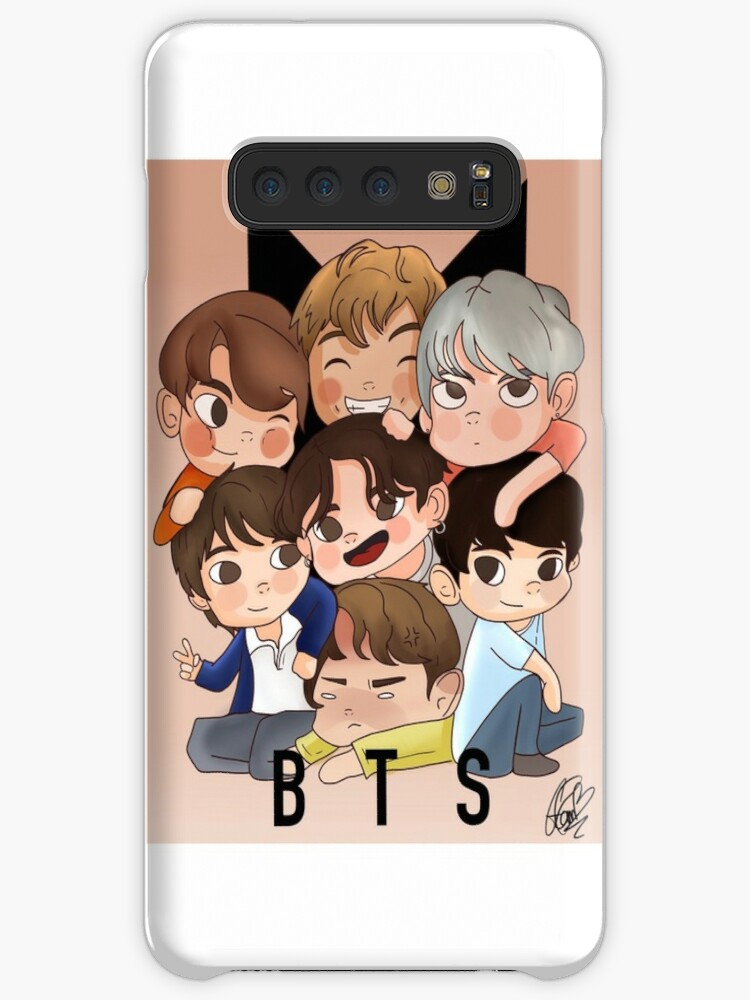 BTS Papillon 3 iphone case