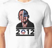 Obama 2012 Election American T-Shirt Unisex T-Shirt