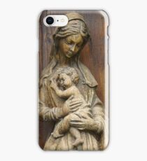 Mary And Jesus iPhone Case/Skin