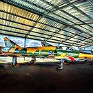 Mirage Fighter Plane by JandeBeer