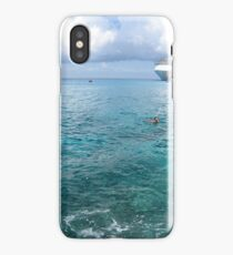 Turquoise Waters iPhone Case/Skin