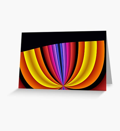 Queen of Cups Greeting Card