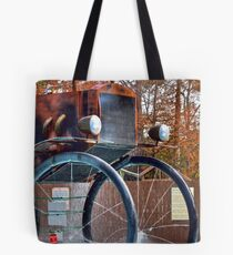 Water Works Tote Bag