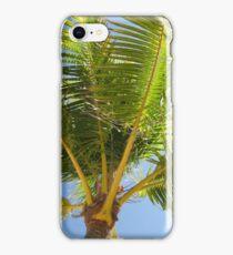 Palm Sky III iPhone Case/Skin