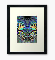 Refraction Framed Print