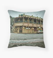 Balgownie Pub Throw Pillow