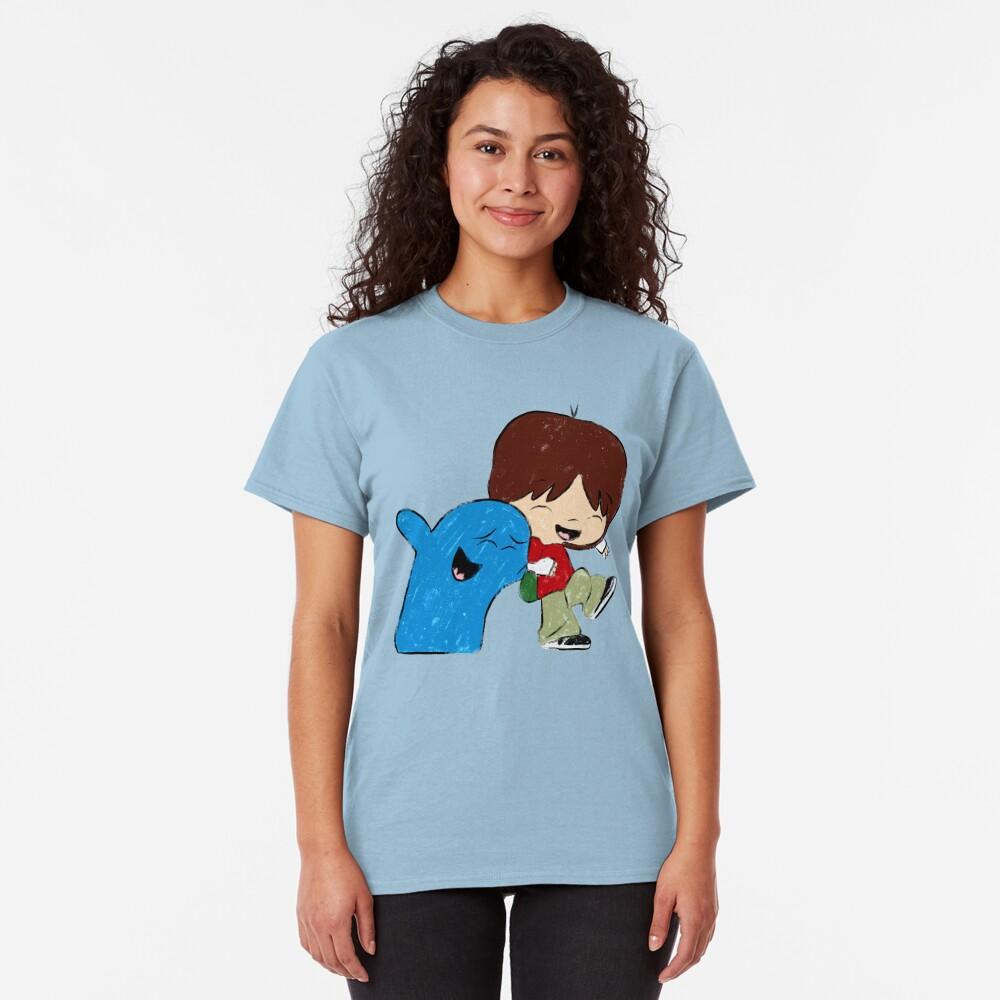 Best Friends Bloo and Mac Classic T-Shirt