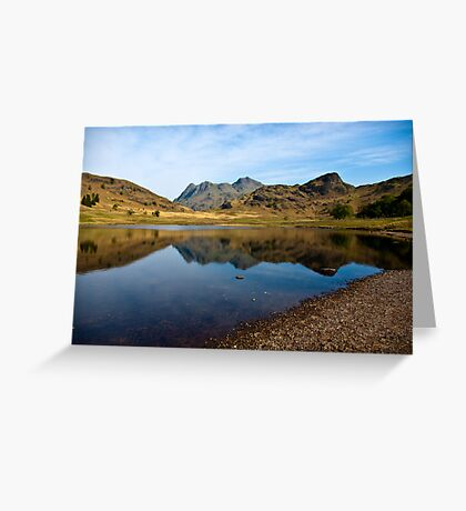 Blea Tarn - Lake District (May) Greeting Card