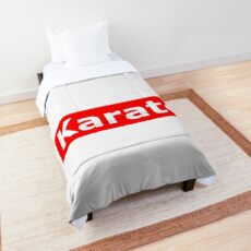 Karate  Comforter