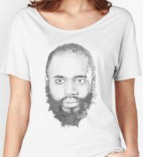 MC Ride Pointillism Women's Relaxed Fit T-Shirt