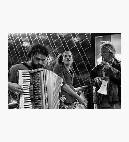 Troubadours Photographic Print