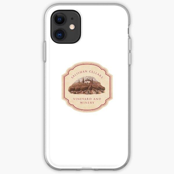 Salishan Cellars iPhone Soft Case