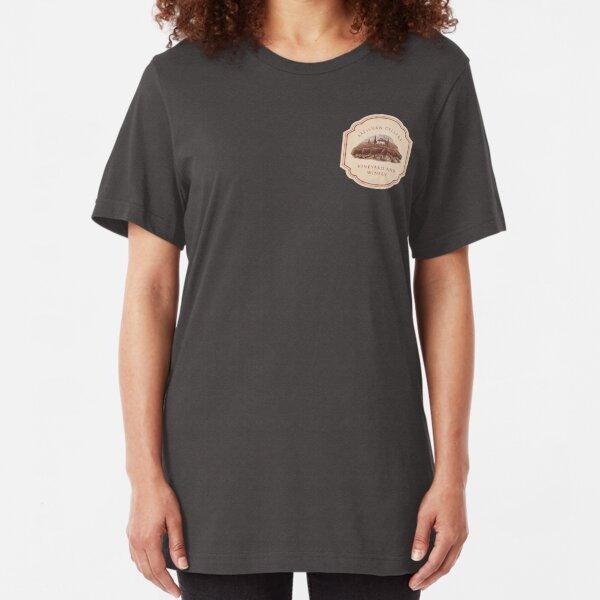 Salishan Cellars Slim Fit T-Shirt